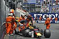 Formel 1 - Monaco GP - Verstappen Crash