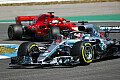 Hockenheim Trainings-Analyse: Vettel vs Hamilton vs Verstappen
