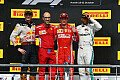Formel 1 - USA GP - Podium