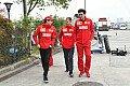 Formel 1, Vettel steht hinter Binotto: Hält Ferrari zusammen