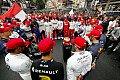 Formel 1 - Monaco GP - Monaco 2019: So groß verabschiedete die Formel 1 Niki Lauda