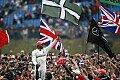 Formel 1 - Großbritannien GP - Sonntag