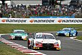 DTM: Rast triumphiert bei Audi-Vierfachsieg in Brands Hatch