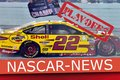 NASCAR Kansas 2019: Rookie Daniel Hemric holt 1. Karriere-Pole
