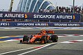Formel 1 - Singapur GP - Samstag