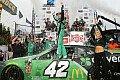 NASCAR - Drydene 400 - Rennen 30, Playoffs