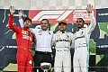 Formel 1 - Japan GP - Podium