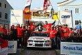Patrik Dinkel gewinnt ADAC Rallye Masters 2019
