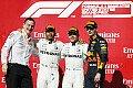 Formel 1 - USA GP - Podium