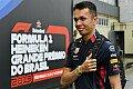Alex Albons verrücktes Jahr: Formel E zu Red Bull in 12 Monaten