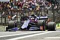 Formel 1 Brasilien, Gasly-Sorge trotz P6: Gehe blind ins Rennen