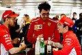 Formel 1, Binotto nach Crash: Froh, dass es hier passiert ist