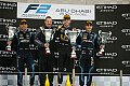 Formel 2 - Abu Dhabi - Rennen 23 & 24
