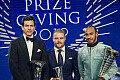 Formel 1 - Formel 1: FIA-Gala in Paris - Ehrung der Weltmeister im Louvre