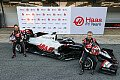 Formel 1 - Formel 1 2020: Präsentation Haas VF-20 in Barcelona