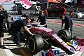 Formel 1 - Barcelona I - Testfahrten - Donnerstag