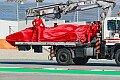 Formel 1 - Barcelona I - Testfahrten - Freitag