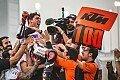 KTM feiert in Katar 100. Grand-Prix-Sieg