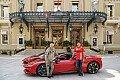 Formel 1 - Formel 1: Charles Leclerc mit dem Ferrari SF90 in Monaco