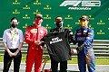 Formel 1 - Österreich GP - Podium