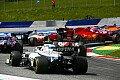 Formel 1 Steiermark: Sebastian Vettel nach Leclerc-Crash out