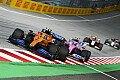 Formel 1 Steiermark: Nächster Thriller für verletzten Norris