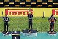 Formel 1 - Steiermark GP - Podium