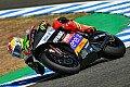 MotoE Jerez: Erster Sieg für Domi Aegerter