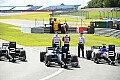 Formel 2 - Großbritannien I - Rennen 7 & 8