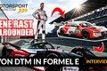 Rast von DTM in Formel E: Größte Herausforderung der Karriere