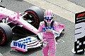 Formel 1 - 70. Jubiläums GP - Hülkenberg feiert P3 im Qualifying