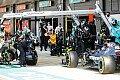 Formel 1 Silverstone, Bottas frustriert: Mercedes hat gepennt