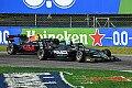 Formel-3-Show in Monza: Hughes gewinnt, Dramen im Titelkampf