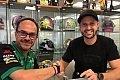 Moto2: Tom Lüthi 2021 zu SAG, Tony Arbolino bei Intact GP
