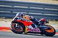 MotoGP Aragon: Alex Marquez in Marc-Manier - Bestzeit und Crash