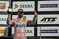 BWT Mücke Motorsport feiert Podestplatz von Joshua Dürksen
