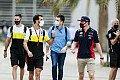 Formel 1 - Bahrain GP - Samstag