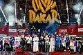 Dakar - Rallye Dakar 2021 - 12. Etappe & Podium