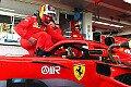 Formel 1 - Fiorano-Test Ferrari - Mittwoch (Sainz)