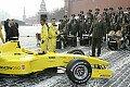Formel 1 heute vor 16 Jahren: Ein Jordan auf dem Roten Platz