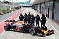 Formel 1 - Formel 1 2021: Red Bull-Filmtag RB15/RB16B
