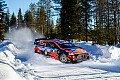 WRC Arctic-Rallye Finnland 2021: Tänak führt, enges Duell um P2