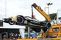 Unfälle beim Formel-E-Rennen in Rom: Chaos mit Ansage