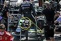 Mercedes erklärt: Darum Frontflügel geklebt statt gewechselt