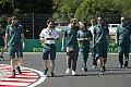 Formel 1 Ticker-Nachlese Ungarn: Das war der Donnerstag