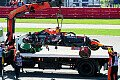 Nach Silverstone-Crash: Verstappen muss Motor doch wechseln