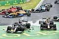 Formel 1, Ungarn-Startkollisionen: So reagieren Norris und Co.