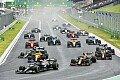 Formel 1 - Ungarn GP - Rennen