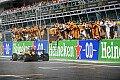 Formel 1 - Italien GP - Rennen