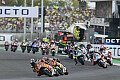 Moto2 & Moto3 2022: Je 30 Fahrer und 15 Teams